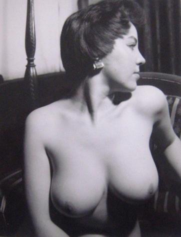 Mystery Brunette 007